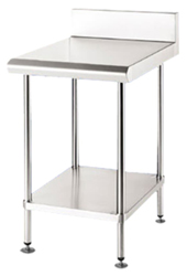 Simply Stainless SS31-WD-450 Infill Benches Waldorf Profile