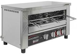 Woodson Starline W-GTQI8S-15 Supertoast Multi-Function Toaster Griller