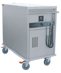 Culinaire CPD2-HF Mobile Plate Dispenser