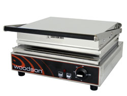 Woodson WCT6 4 Slice Contact Toaster
