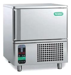 Tecnomac BK5-16 EasyChill 5 Tray 16 Kg Blast Chiller Freezer