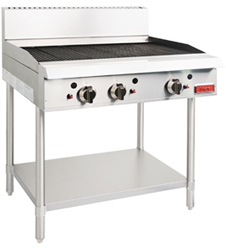 Thor TR-CBR36F-LS 915mm Gas Charbroiler SS Stand