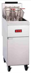 Thor TR-F45 Freestanding 25 Ltr Gas Deep Fryer