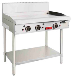 Thor TR-G36F-LS 915mm Gas Griddle SS Stand