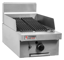 Trueheat RCB4 Gas 400mm Infrared Barbeque
