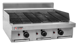 Trueheat RCB9 Gas 900mm Infrared Barbeque