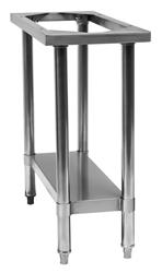 Trueheat RCSTD3 300 Open SS Stand with Shelf
