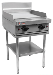 Trueheat RCT6-6G Gas 600mm Griddle