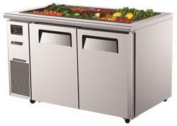 Turboair KSR12-2 Salad Buffet Table 2 Doors