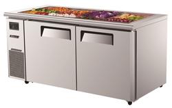 Turboair KSR15-2 Salad Buffet Table 2 Doors