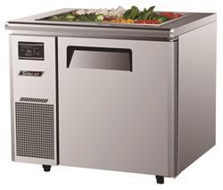 Turboair KSR9-1 Salad Buffet Table 1 Doors