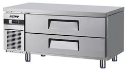 Turboair KUC12-2 Chef Base 700 Depth 2 Drawer
