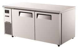 Turboair KUF15-2 Undercounter 2 Door Freezer