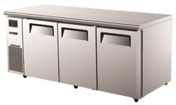 Turboair KUF18-3 Undercounter 3 Door Freezer