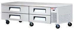 Turboair TCBE-82SDR Chef Base 4 Drawer