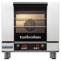 Turbofan E23D3 Half Size Digital Electric Convection Oven