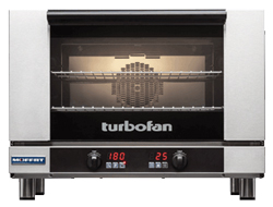 Turbofan E27D2 Full Size Digital Electric Convection Oven