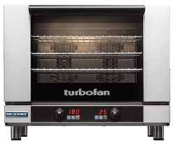 Turbofan E28D4 Full Size Digital Electric Convection Oven