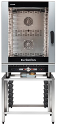 Turbofan EC40D10 40D Series 10 Tray Digital Combi Oven