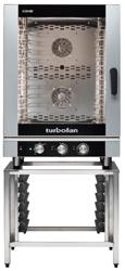 Turbofan EC40M10 40M Series 10 Tray Manual Combi Oven