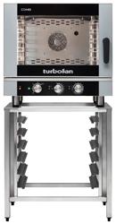 Turbofan EC40M5 40M Series 5 Tray Manual Combi Oven
