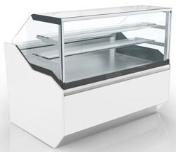 Ciam VRT2PV161I Vertigo 2 Refrigerated Ventilated Pasty Showcase