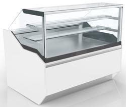 Ciam VRT2PV211I Vertigo 2 Refrigerated Ventilated Pasty Showcase