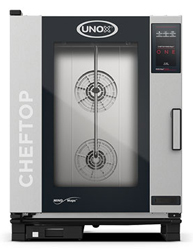 Unox XEVC-1011-E1RM ChefTop Mind Maps ONE Series 10 Tray Electric Combi Oven