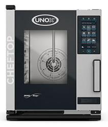 Unox XECC-0513-EPRM ChefTop Mind Maps PLUS Series Compact 5 Tray Combi Oven