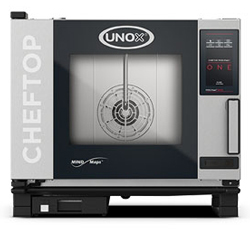 Unox XEVC-0511-E1RM ChefTop Mind Maps ONE Series 5 Tray Electric Combi Oven