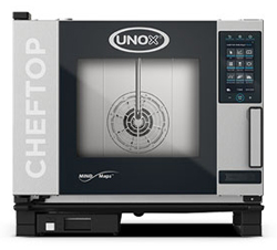 Unox XEVC-0511-EPRM ChefTop Mind Maps PLUS Series 5 Tray Electric Combi Oven