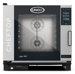 Unox XEVC-0621-EPRM ChefTop Mind Maps PLUS Series 6 2x1Gn Tray Electric Combi Oven