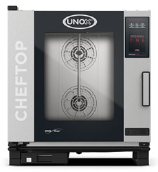 Unox XEVC-0711-E1RM ChefTop Mind Maps ONE Series 7 Tray Electric Combi Oven