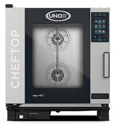 Unox XEVC-0711-EPRM ChefTop Mind Maps PLUS Series 7 Tray Electric Combi Oven