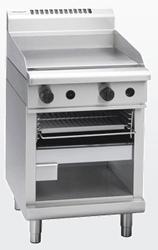 Waldorf GT8600G Gas Griddle Toaster
