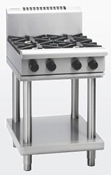 Waldorf RN8400G-LS Gas Cook Top 4 Burner Leg Stand
