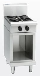 Waldorf RN8450G-CB Gas Cooktop 2 Burner Cabinet Base