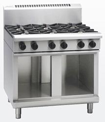 Waldorf RN8609G-CB Gas 900 Griddle Cabinet Base