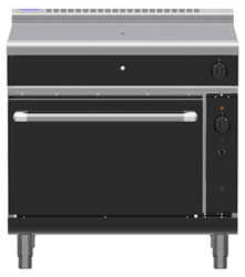Waldorf Bold RNLB8110GC Low Back Gas Static Oven Target Top Range