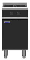 Waldorf Bold RNLB8450G-CD Low Back Gas Cooktop 2 Burner Cabinet Base