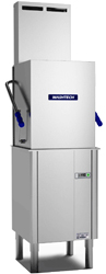 Washtech M1C Professional Passthrough Dishwasher with Heat Condensing Unit