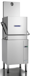 Washtech M2C Passthrough Dishwasher with Heat Recovery Condensor Unit