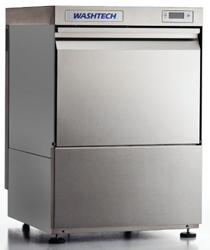 Washtech UL Premium Undercounter Glasswasher/Dishwasher