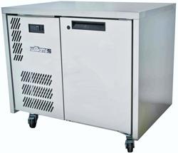 Williams Opal LO1USS 1x1 GN 1 Door Foodservice Counter Freezer