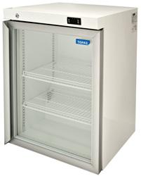 Williams Topaz HTM145GDCB Glass Door Milk Cabinet