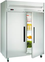 Williams Garnet LG2SS 2 Door Foodservice Freezer