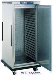 Williams MHC10 10 Tray Mobile Banquet Heater