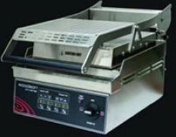 Woodson WGPC61SC Pro Series Computer Controlled Contact Toaster