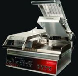Woodson WGPC62SC Pro Series Twin Plates Computerised Contact Toaster