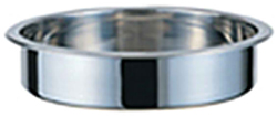 Yellow Induction HA6-521 Round Stainless Steel Insert